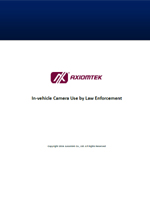 In-vehicle Camera Use by Law Enforcement