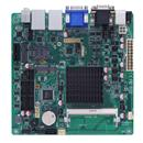 MANO842 - Mini-ITX with Intel® Celeron® Processor J1900 (up to 2.42 GHz), VGA/HDMI/LVDS, USB 3.0, Mini PCIe Card and HD Audio