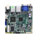 NANO101 - Nano-ITX SBC with AMD G-Series APU, AMD A50M FCH, LVDS/VGA, Dual LANs and Audio